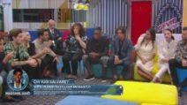 Grande Fratello VIP - Il confronto tra Pierpaolo Pretelli e Elisabetta Gregoraci