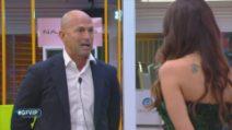 Grande Fratello VIP - L'acceso confronto fra Dayane Mello e Stefano Bettarini