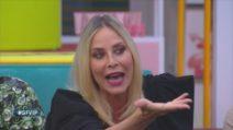 Grande Fratello VIP - Il confronto tra la Contessa, Stefania e Rosalinda