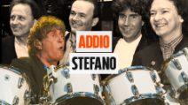 """Addio a Stefano D'Orazio, ricoverato per Covid: """"Con i Pooh l'avventura che ha colorato la mia vita"""""""