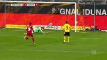 Borussia Dortmund-Bayern Monaco 2-3, gol e highlights