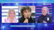Riccardo Fogli ricorda il primo incontro con Stefano D'Orazio