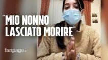 """Covid in Campania, non ci sono più posti in ospedale: """"Mio nonno lasciato a casa a morire"""""""