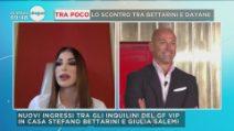 """GF Vip, Nicoletta Larini su Stefano Bettarini: """"Nessuna bestemmia, è un intercalare"""""""