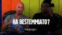 Stefano Bettarini rischia la squalifica dal GF Vip: spunta il video della presunta bestemmia