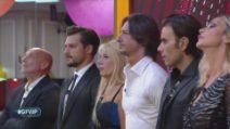 GF VIP - Massimiliano Morra e Stefania Orlando sono salvi