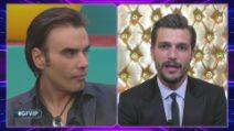 Le nomination segrete degli uomini nella diciassettesima puntata del GF Vip