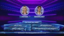 Stefania Orlando e Massimiliano Morra sono i nominati della diciassettesima puntata del GF Vip