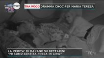 GF Vip, Dayane Mello racconta la sua versione su Stefano Bettarini