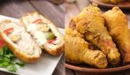 3 delicious chicken recipes! Crunchy on the outside and soft on the inside!