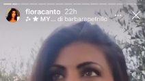 """Flora Canto: """"Ecco cos'è successo con Paolo Bonolis ai funerali di Gigi Proietti"""""""