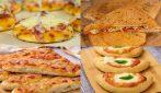Voglia di qualcosa di diverso dalla solita pizza? Queste 4 ricette fanno al caso tuo!