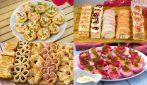 Volete stupire i vostri ospiti? Preparate un'aperitivo seguendo queste spettacolari ricette!