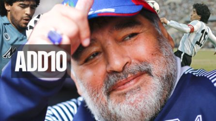 Morto Diego Armando Maradona, la sua leggenda vivrà per sempre negli occhi di chi ama il calcio