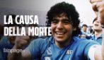 Maradona, effettuata l'autopsia: la causa della morte del Pibe de Oro