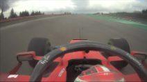 """Formula 1, Team radio e rabbia Leclerc: """"Sono un c..."""""""