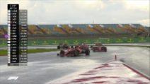 Formula 1, Vettel super in Turchia: dalla partenza al sorpasso su Stroll