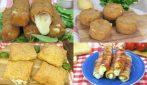 4 Ricette facili, veloci e piene di goloso formaggio filante!