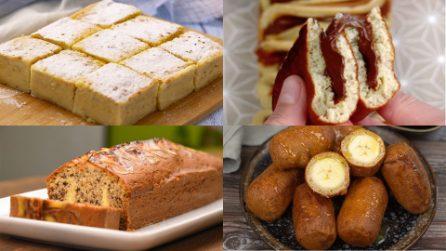 4 Ricette con la banana che renderanno le tue mattine più dolci!