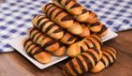 Pão de chocolate: quente e fofinho!