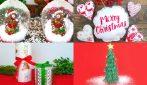4 Decorazioni natalizie fai da te perfette per respirare in casa la magia del Natale!