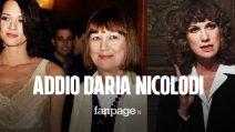 Morta Daria Nicolodi, l'attrice musa di Dario Argento e madre di Asia si è spenta a 70 anni