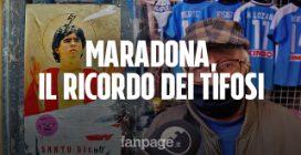 Maradona, i tifosi napoletani raccontano i gol più belli