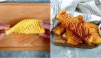 The most unique way to fry a potato!