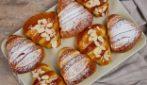 Triangle brioches: fluffy and delicious!