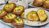 Stuffed potatoes: a delicious and warm dish for those cold winter nights!