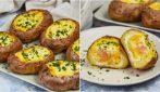 Patate ripiene: il piatto caldo e saporito che non vedrete l'ora di provare!
