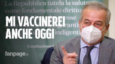 """Locatelli contro Crisanti: """"Su vaccino Covid parole sconcertanti, io lo farei anche oggi"""""""