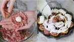 Stuffed potatoes with meatballs: a delicious dinner idea to try!