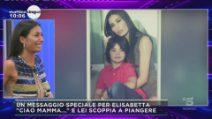 GF Vip: il messaggio del piccolo Nathan Falco per mamma Elisabetta Gregoraci
