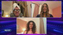 Alfonso Signorini presenta i nuovi concorrenti: Sonia Lorenzini, Samantha De Grenet e Filippo Nardi