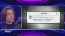 GF Vip: I commenti di Francesco Oppini al post di Alba Parietti
