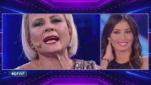 Grande Fratello VIP - Lo scontro tra Elisabetta Gregoraci e Antonella Elia