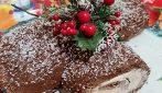 Tronchetto di Natale: la ricetta golosa che conquisterà tutti