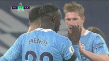 Manchester City-Burnley 5-0: gol e highlights