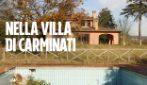 """Dentro la villa di Carminati: """"In corso lavori per farne un centro per i disturbi dell'autismo"""""""