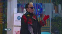 Grande Fratello VIP - Il ritorno di Cristiano Malgioglio nella Casa