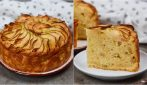 Fluffy apple pie: the secret to make it super moist and delicious!