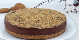 No bake chocolate cake: the easy recipe for a special dessert