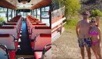 Coppia compra uno scuolabus e lo trasforma nella sua casa: il sogno di una vita