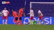 Champions, Basaksehir-Lipsia 3-4: video, gol e highlights