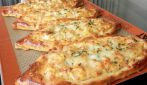 Cheese garlic potato bread: how to prepare this incredible recipe