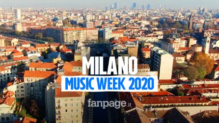 La Milano Music Week riaccende la musica