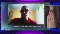 Grande Fratello VIP - Il videomessaggio del papà di Dayane