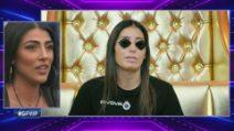 Grande Fratello VIP - Lo scontro tra Giulia Salemi e Elisabetta Gregoraci