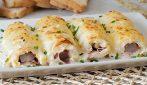 Involtini di pane ripieni: la ricetta gustosa perfetta per i tuoi aperitivi